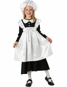 Child Victorian Maid Costume : Get It On Fancy Dress Superstore, Fancy Dress & Accessories For The Whole Family. http://www.getiton-fancydress.co.uk/kidsteens/victoriancostumesforkidsteen/childvictorianmaidcostume#.Uu0-Mfsry10