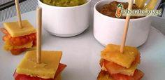 #vegan #avocado #fingerfood #contest #farinata #ceci #lenticchie #vegetables #veg #vegetariano #spiedini #salse entra nel sito e vota la mia ricetta!