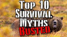 Top 10 Survival Myths Busted  http://prepperhub.org/top-10-survival-myths-busted/