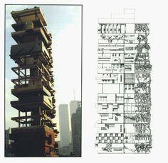 Arqueología del Futuro: 1987 89 Torre pluralista [Gaetano Pesce] / PERSONALIZACIÓN
