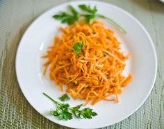 Lezzetli bir havuç salatasına kimse hayır diyemez :)..Afiyet olsun