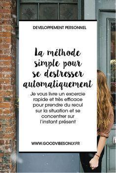 SE CONCENTRER SUR SES SENS : LA METHODE SIMPLE POUR DÉ-STRESSER – Good Vibes Only