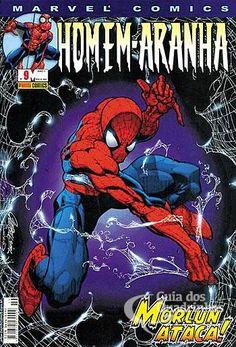 Homem-Aranha n° 9 - Panini