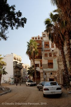 Old quarter of Jeddah