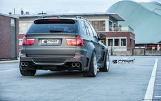 PRIOR-DESIGN PD5X Widebody Aerodynamic-Kit for BMW X5 [E70] - PRIOR-DESIGN Exclusive Tuning