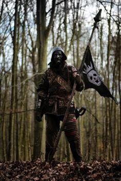 Orc warrior - Doriath wars LARP - https://www.facebook.com/doriathskevalky?ref=ts&fref=ts