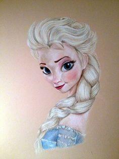 My talent friends Elsa! #Elsa #Disney