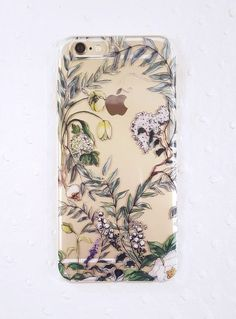 Inslee|Botanicals iPhone 6 case