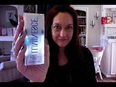 Luminesce Cellular Rejuvenation Serum - Honest Review & How to Apply - Jeunesse. - YouTube