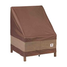Duck Covers Ultimate 36 in. W Patio Chair - The Home Depot Duck Covers Ultimate 36 in. W Patio Chair Cover, Mocha Cappuccino Outdoor Chair Covers, Outdoor Furniture Covers, Rustic Furniture, Antique Furniture, Furniture Design, Furniture Layout, Industrial Furniture, Patio Chairs, Outdoor Chairs