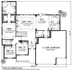 Plan #70-715 - Houseplans.com
