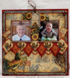 Aspiring to Creativity: My Handsome Grandsons