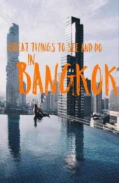 In this article i will tel you about my favourite things to do in Bangkok. Mostly they are unique and some are off the beaten path, but i enjoyed all of them and would love to share it with you.