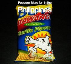 POPCORN. More FUN in the Philippines!