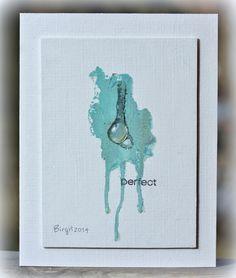 droplet stamp by Ryn