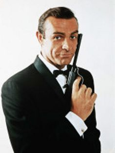 Me llamo Bond… James Bond.