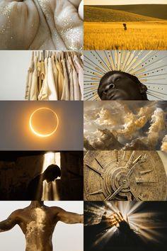 helios/sol aesthetic