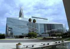 2010 GARDEN COVE, CA, Crystal Cathedral