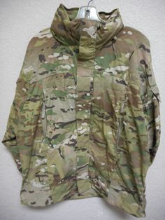 c700ccbc1 MULTICAM GEN III ECWCS, LEVEL 5 JACKET, SOFT SHELL, COLD WEATHER, MEDIUM  REGULAR. Military Outlet