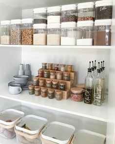 KonMari Kitchens to Drool Over Marie Kondo KonMari kitchen . - KonMari Kitchens to Drool Over Marie Kondo KonMari kitchen inspiration to fuel - Kitchen Desk Organization, Kitchen Desks, Small Kitchen Cabinets, Kitchen Organization Pantry, Home Organisation, Diy Kitchen, Pantry Ideas, Organized Pantry, Pantry Shelving