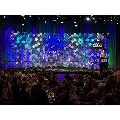 """#KiernanShipka takes the stage. #cdga17 #JumplineGroup  #Costume #Awards #Stage #StageSet #Hollywood #StageDesign #Design #mydayinla #CostumeDesignersAward"" Photo taken by @ihardjakusumah on Instagram, pinned via the InstaPin iOS App! http://www.instapinapp.com (02/18/2015)"