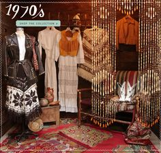 Vintage Loves: 1970s Collection #freepeople #vintage #vintageloves  www.freepeople.com/vintage-loves-1970s/