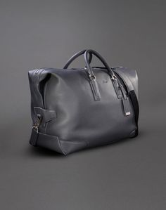 brioni.com | BOSTON BAG | Leather Good | Accessories