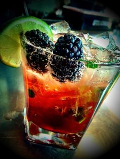 Blackberry Shrub Classic Cocktails, Craft Beer, Shrubs, Blackberry, Catering, Bar, Tableware, Dinnerware, Tablewares