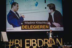 Julien Backhaus Wladimir Klitschko Marketingfest