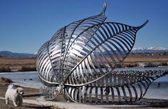 lotus sculpture - Google Search Lotus Sculpture, Opera House, Asd, Metal, Image, Google Search, Opera