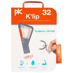 PK Paris K'lip USB 3.0 Flash Disk 32GB