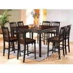 $789.00  Acme Furniture - Carriage House 5 Piece Counter Height Table Set - 7905-5set