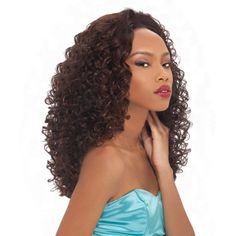 OUTRE SYNTHETIC HALF WIG QUICK WEAVE FRENCH @ Hair Sisters $15