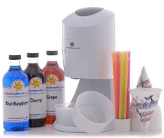 Excellent Hawaiian Snow Cone Machine - All Fresh Recipes