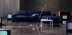 Sepia Sofa