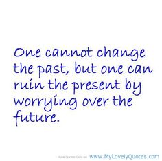 worry quotes - Google Search