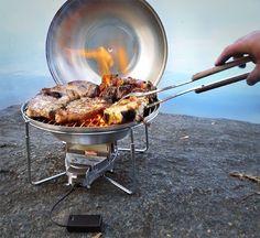 VitalGrill Wood Barbecue
