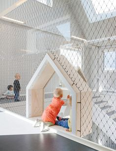 The Architecture of Early Childhood: Search results for indoor play