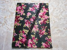 Fabric Covered Journal Cover, COVER ONLY, Journal Book Making, Upcycled Vintage Hardcover Book Junk Journal Scrapbooking Crafts Art Supply by on Etsy Journal Covers, Book Journal, Small Glass Jars, Upcycled Vintage, Book Making, Fabric Covered, Vintage Paper, Cover Design, Floral Design