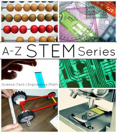 A -Z STEM Series for Kids STEM Activities for Kids What Is STEM