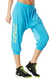 Hang Loose Harem Capri Pant | Zumba Wear