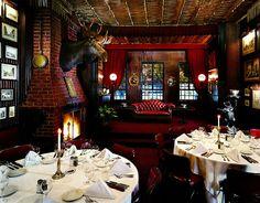 Bull Moose Room by Keens Steakhouse, via Flickr