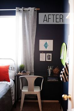 Boy Room Makeover at All for the Boys