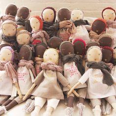 i must acquire a jess brown rag doll  Leaving the message as is because I agree!!