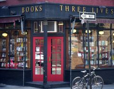 book store new york city-have to find this when I go....reminds me of Little Shop around the Corner. U've Got Mail