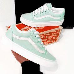 Vans Old Skool im Mint Colorway – wenn ihr Lust auf einen sommerlichen  Sneaker habt 927bb40de
