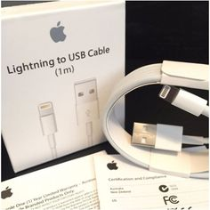 Buy i-phone 7 charger with data cable 101% original at amazing price by undefined, on Paytm, Price: Rs.1299?utm_medium=pintrest