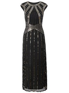 Vijiv 1920s Long Prom Dresses Cap Sleeve Beaded Sequin Maxi Evening Party Dress *** More info could be found at the image url. (Note:Amazon affiliate link)