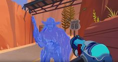 Animated Nic Cage Hilariously Reviews Overwatch in Latest Gaming in 60 Seconds Short - http://www.entertainmentbuddha.com/animated-nic-cage-hilariously-reviews-overwatch-in-latest-gaming-in-60-seconds-short/