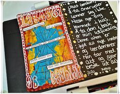 Jorunns fristed: Mandags Art Journaling uke 22 Art Journaling, Art Diary, Art